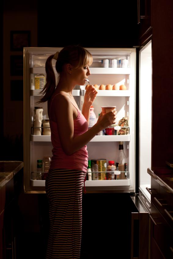 how to stop sleepwalking and eating