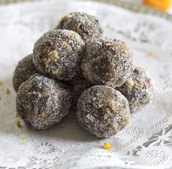 Taste of Autumn - Sugar Plums