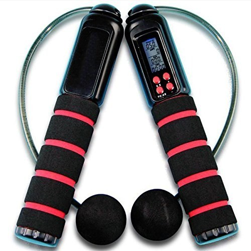 Health and Wellness stocking stuffer digital jump rope