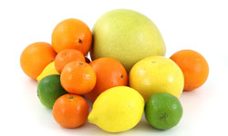 Oranges and citrus smells help de-stress