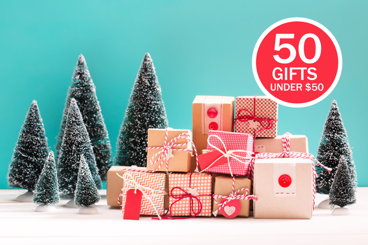 50 Gifts Under $50