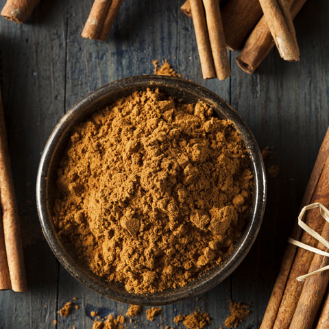 Cinnamon is good for your heart