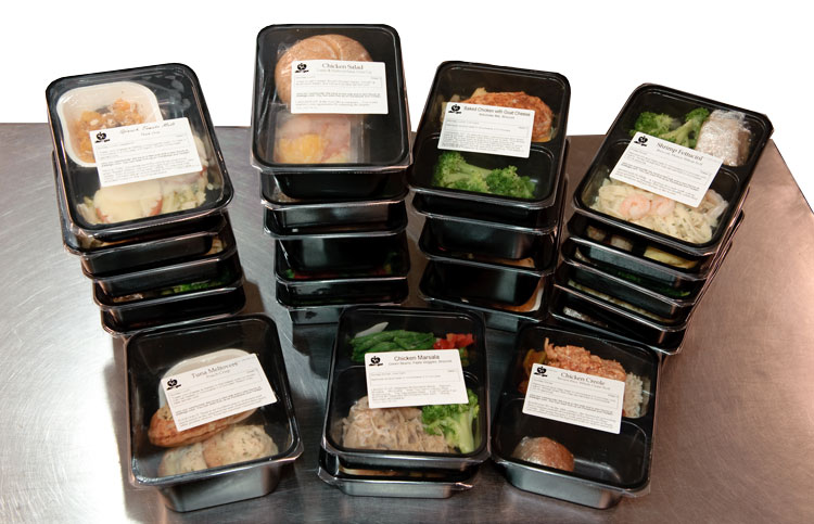 Diet-to-Go meals ready for delivery