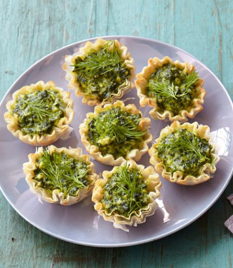 feta-and-spinach-tartlets