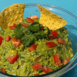 Healthy Versions of Google's Top 5 Recipe Searches of 2016 - Guacamole