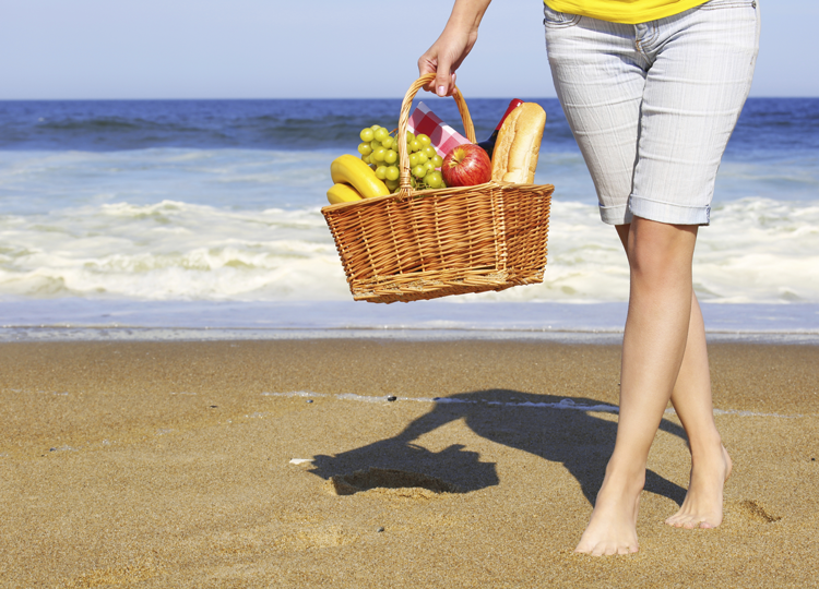 Healthy Beach Snacks