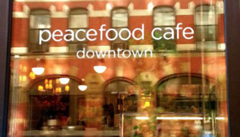 10 best Healthy Restaurants in NY - Peacefood