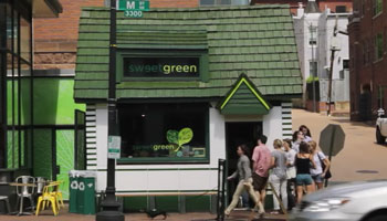 10 Healthy NY Restaurants - Sweetgreen