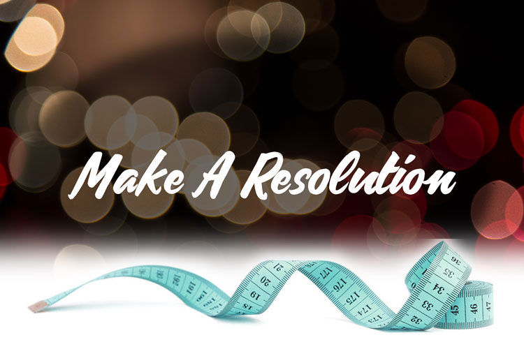 Make a resolution