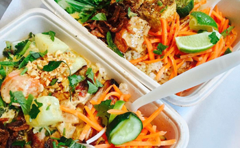 Top Healthy Restaurants in San Francisco - Asian Box