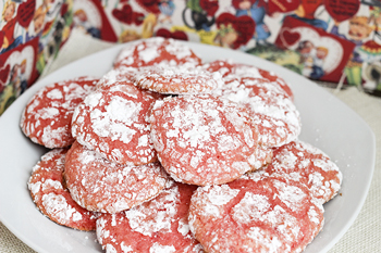 Favorite Spring Sweets and Snacks - Cool Whip Cookies