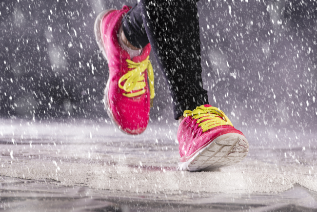 Tips for Working Out in the Winter
