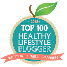 Top 100 Healthy Lifestyle Bloggers 2015
