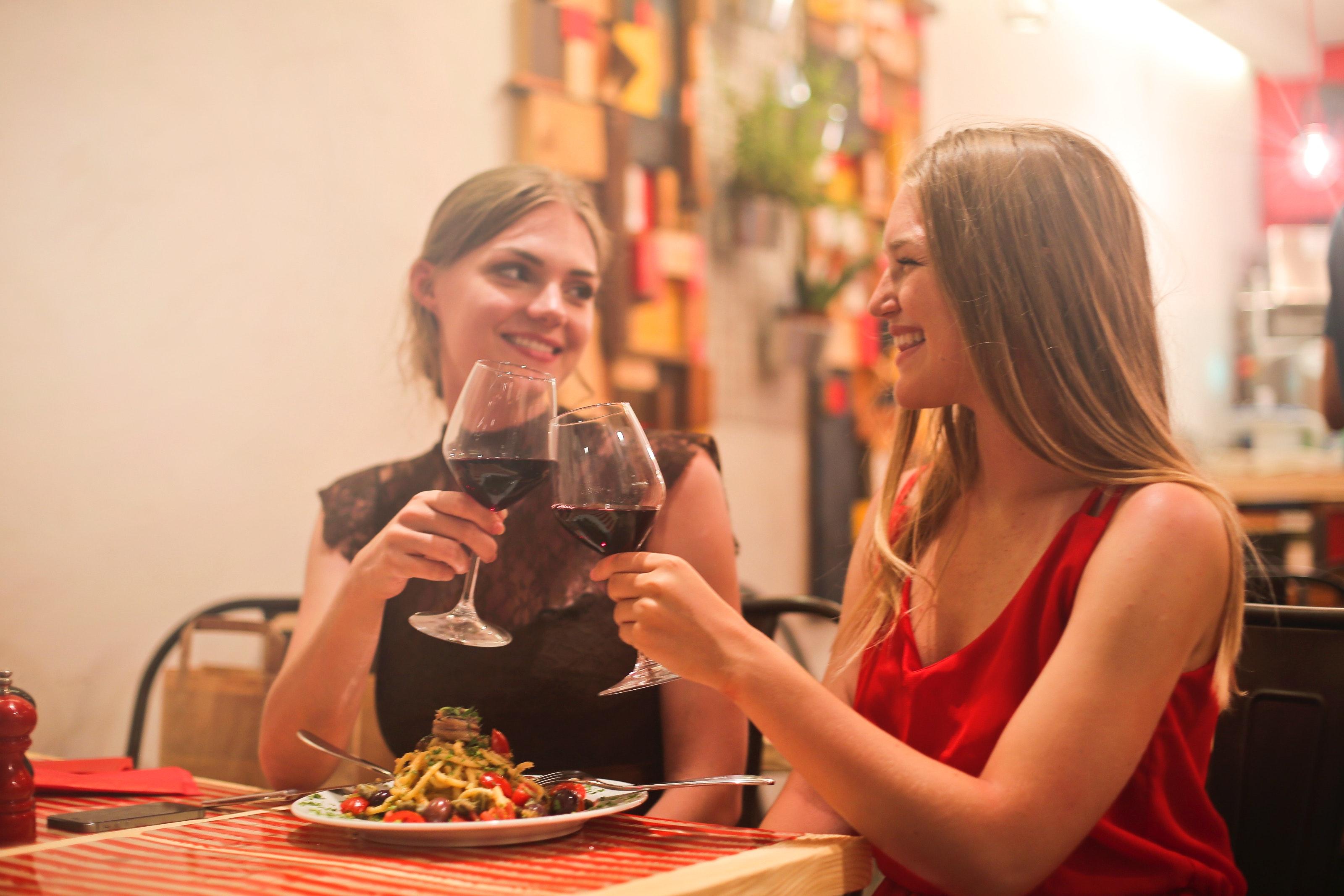 two-women-drinking-wine