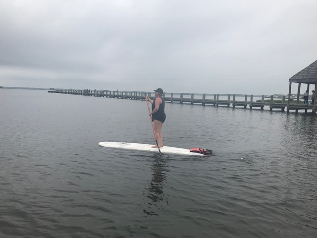 cathrine-paddle-boarding