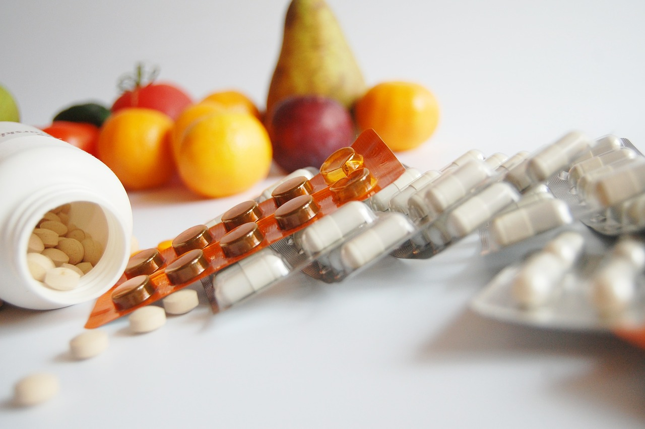 Vitamins for Weight-loss