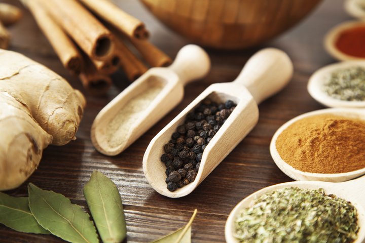 Spices that help your heart health