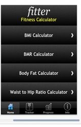 Mobile Monday: Fitter Fitness Calculator