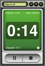 Diet-to-Go Mobile App Review: Interval Timers, which one is Tops?