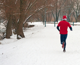 Exercising Outdoors in the Cold: Yes!