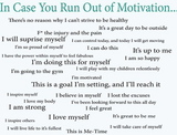 Staying Motivated to Lose Weight