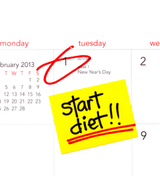 Top 10 Ways to Stay on Track with Your New Year's Weight Loss Goals