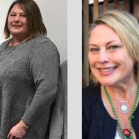 Cathrine's Corner: 'This was about saving myself': 100 Pounds Down and Counting