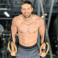 Former Athlete Turned CrossFit-Pro Michael Kummer Weighs in on Fitness, Diet-to-Go