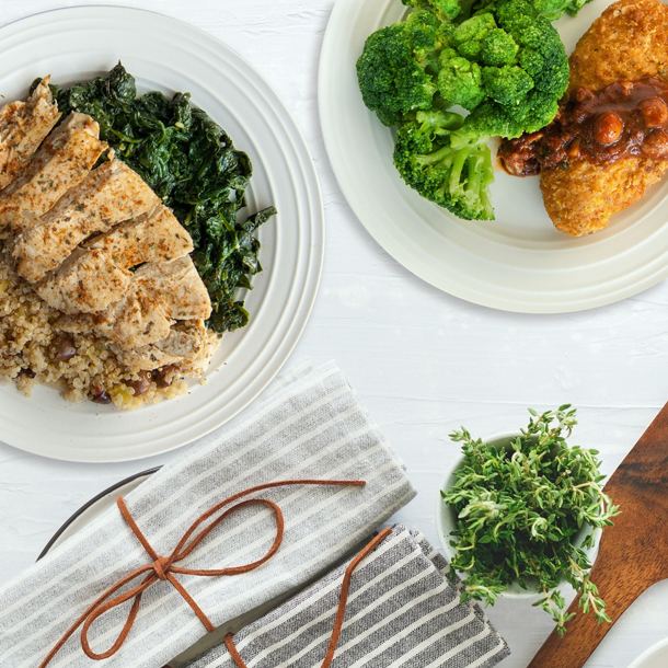 A Look at Diet-to-Go's New Meals for 2021