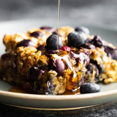 10 Sweet & Savory Make-Ahead Healthy Breakfasts