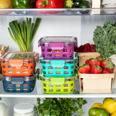 Set Yourself Up for Weight Loss Success with These 6 Kitchen Organization Tips