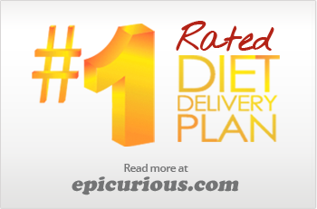 #1 rated diet delivery plan