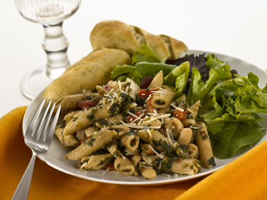 Tuscan Bean Salad