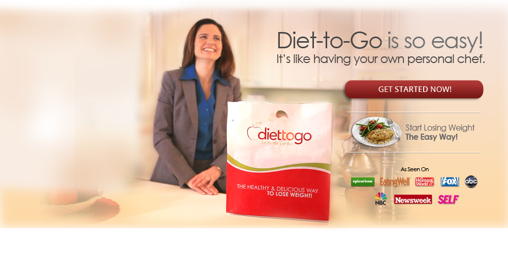 Diet To Go Diet Delivery Service Meal Plans For